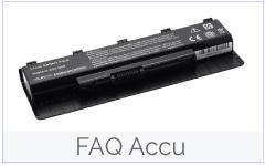 Veelgestelde vragen Asus en Asus Batterij