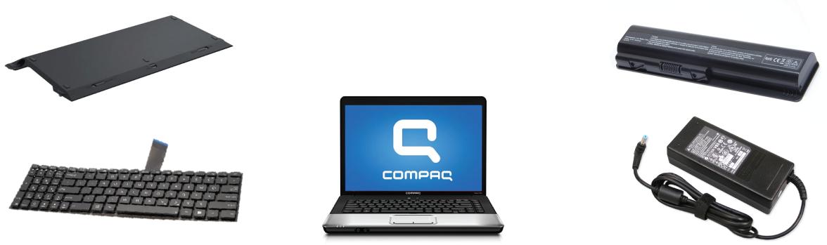 Zoek op model Compaq
