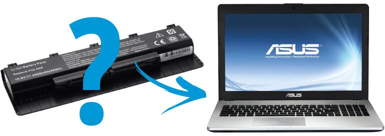 welke asus accu-batterij heb ik nodig?