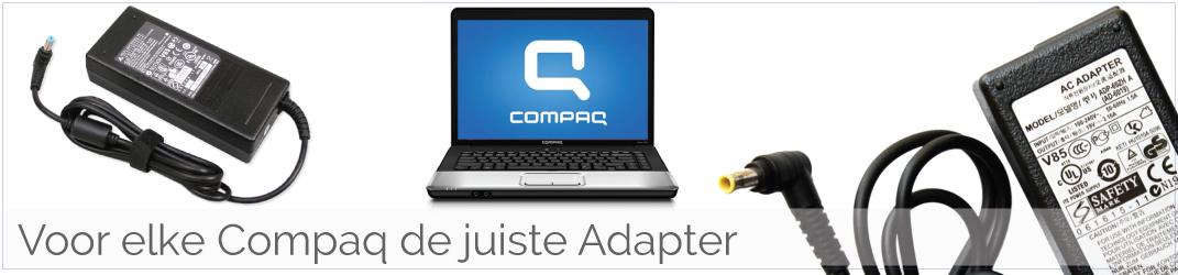 Compaq Adapter/ Oplader bestellen?