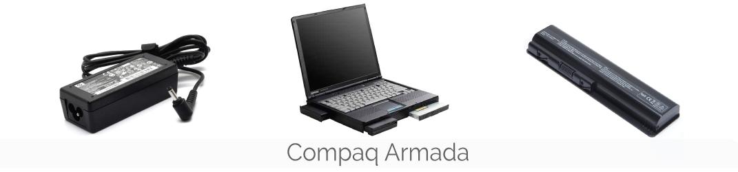 Compaq Armada accu/ batterij of Compaq Armada adapter/ oplader bestellen?