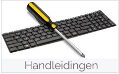 asus toetsenbord keyboard handleidingen