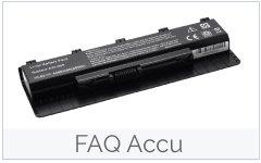 Veelgestelde vragen Asus accu-batterijen