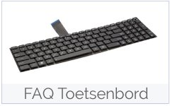 FAQ Asus Toetsenbord-Keyboard