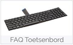 Veelgestelde vragen Asus Toetsenbord-Keyboard