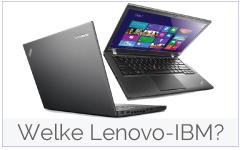 Welke Lenovo-IBM laptop heb ik?