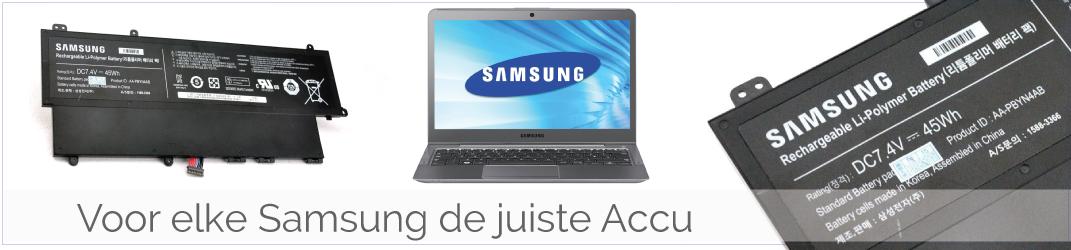 Samsung Laptop accu/ batterijen voor elke Samsung koop je bij ons!