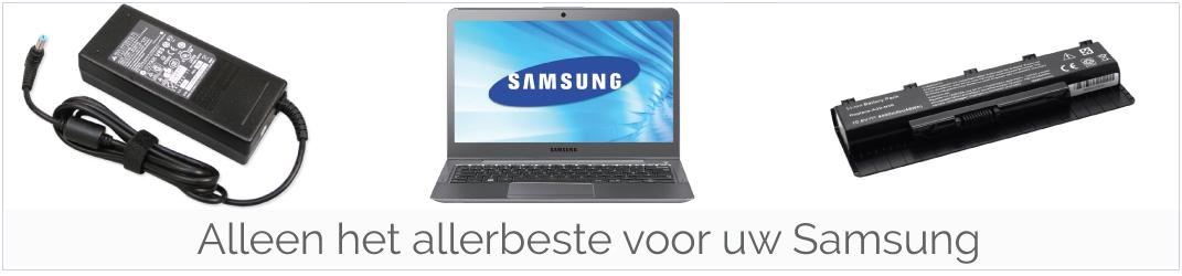 Voor elke Samsung leveren wij het juiste onderdeel!