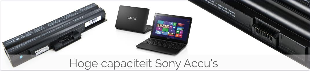 Sony Vaio accu batterij kopen
