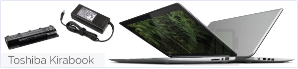 Toshiba Kirabook laptop onderdelen, accu, batterij, adapter, oplader, toetsenbord