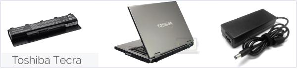 Toshiba Tecra adapter, accu of autolader nodig? Wij leveren elk onderdeel voor uw Toshiba Tecra laptop